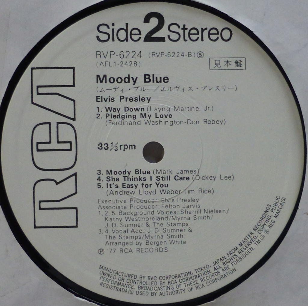 MOODY BLUE 2h11