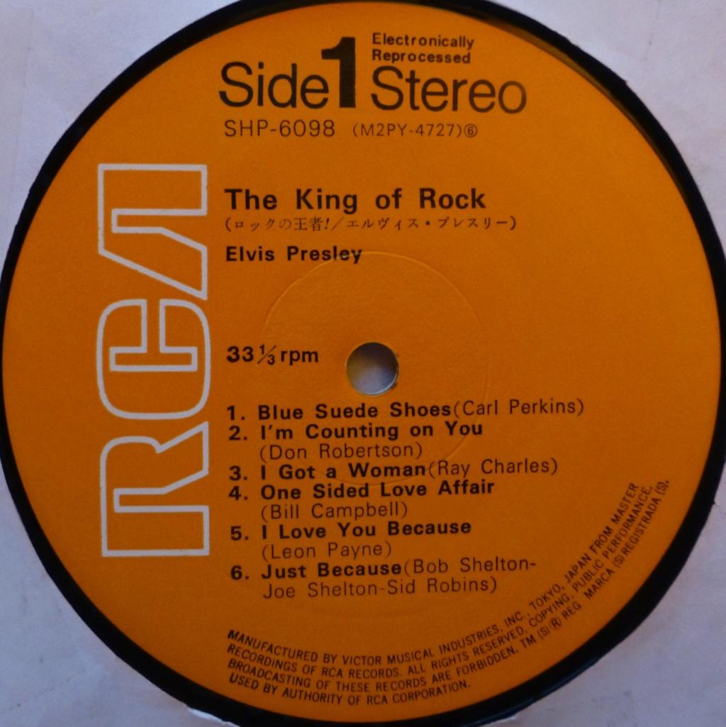 ELVIS PRESLEY P1080419