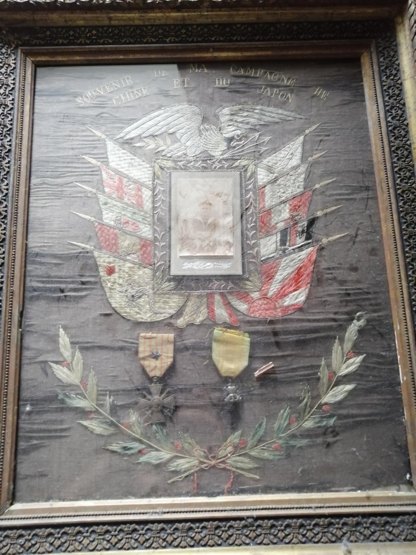 Tableau de médaille campagne chine/japon Img_1463
