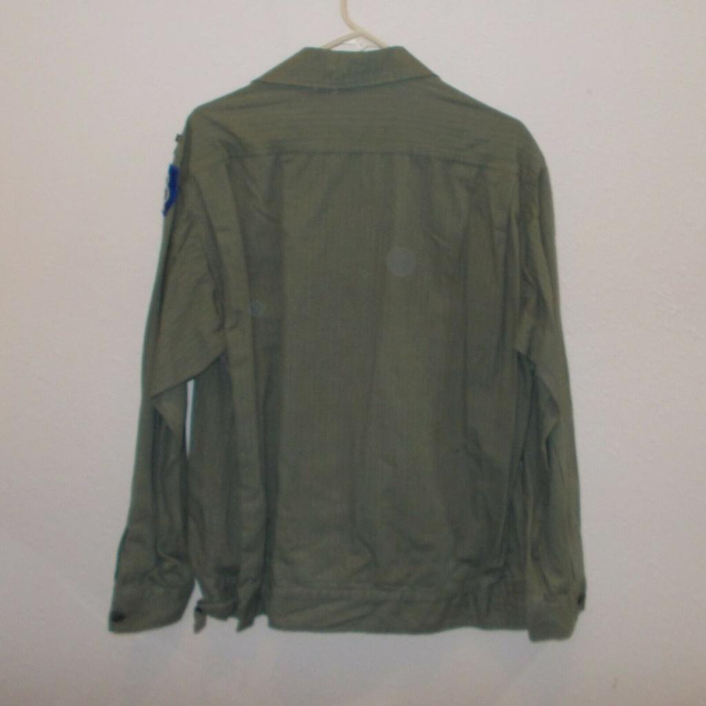 Veste HBT avec insignes métalliques  S-l16109