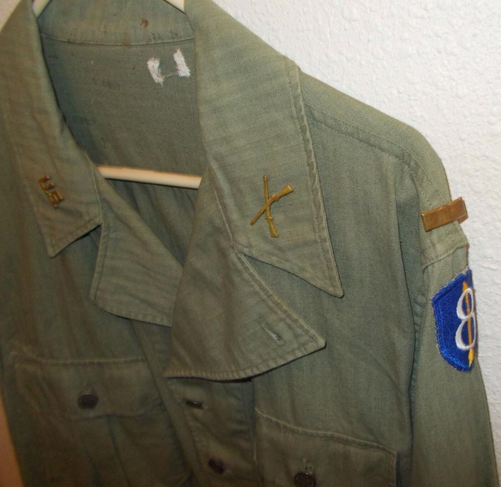 Veste HBT avec insignes métalliques  S-l16110