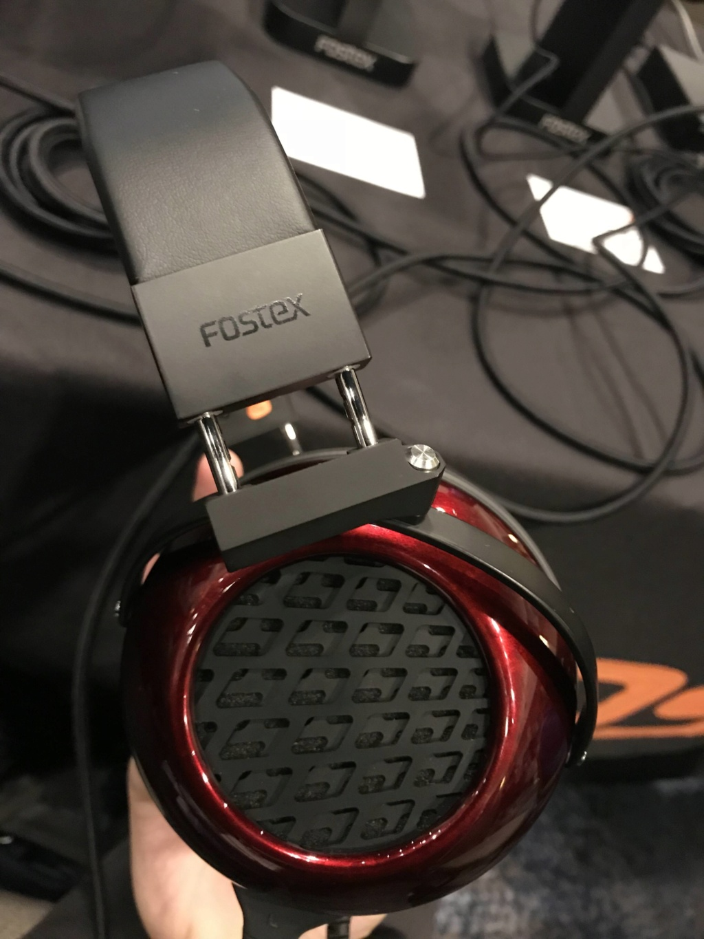 Nuove Fostex th909 on air! Wtdmkt10