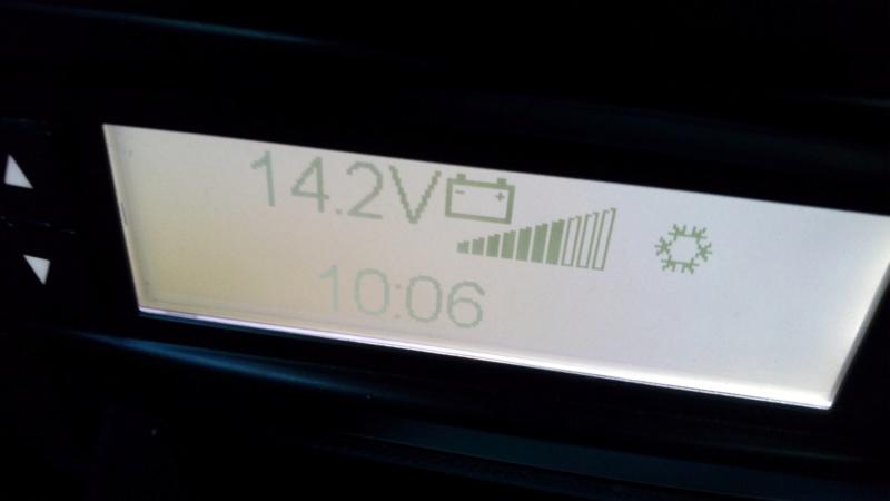 La batterie additionnelle ne se recharge pas en roulant. Img_2065