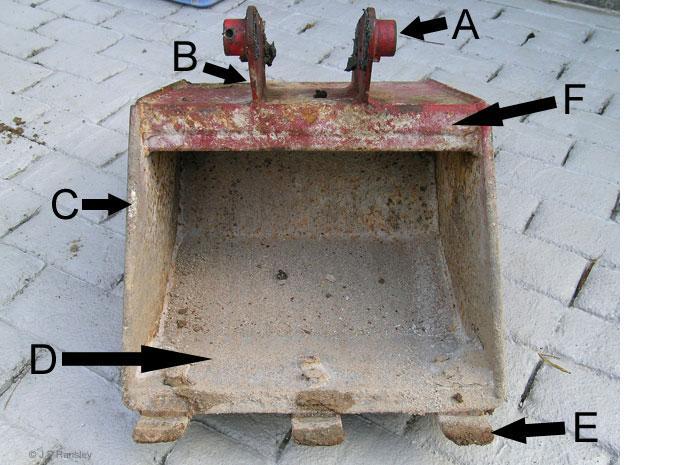 benne di varie tipologie forche bilancini ed a ltri attrezzi di uso comune  Benna10
