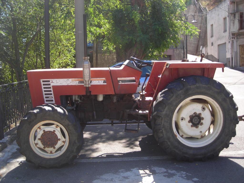 trattore - Trattore agricolo Dscn5156