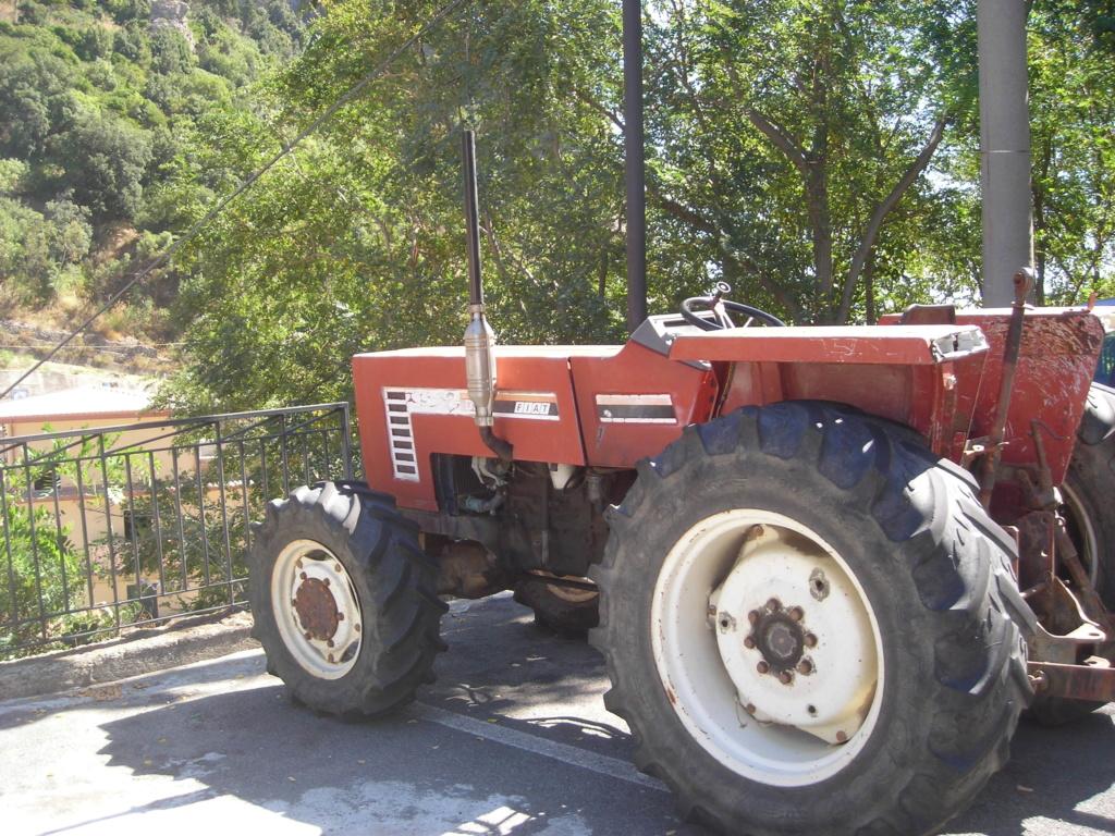 trattore - Trattore agricolo Dscn5158