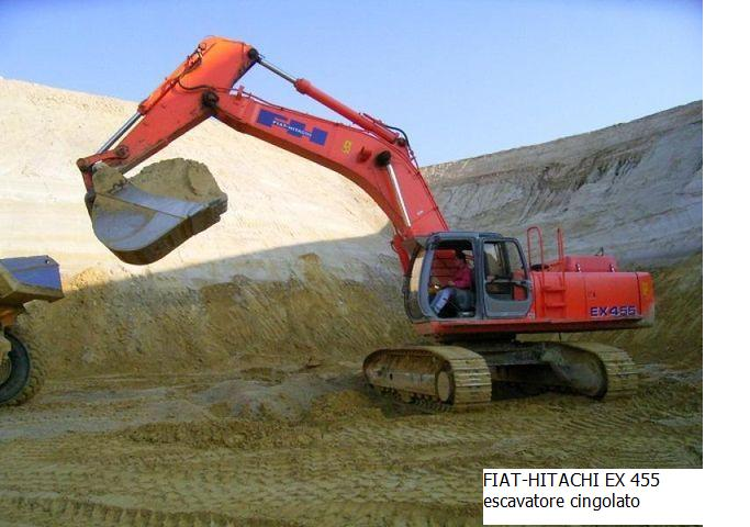 demag macchine Escava15