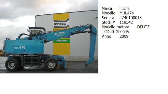 Fuchs  macchine industriali Fuchs11
