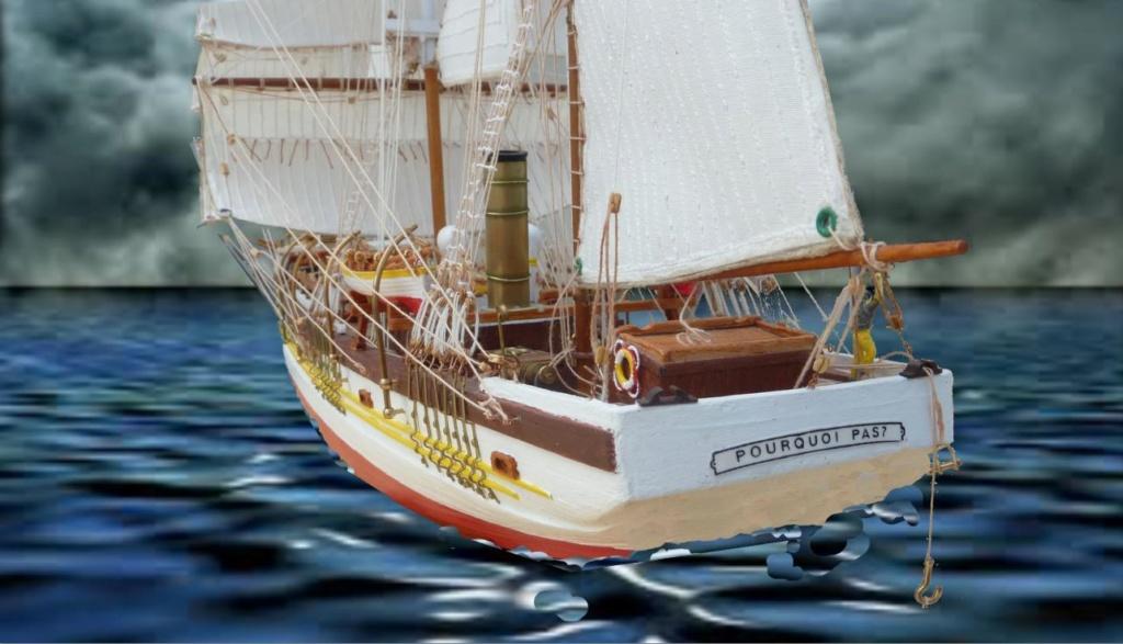 Le Pourquoi-Pas 1908 - Billing Boats - 1/75éme - Page 10 Explo311