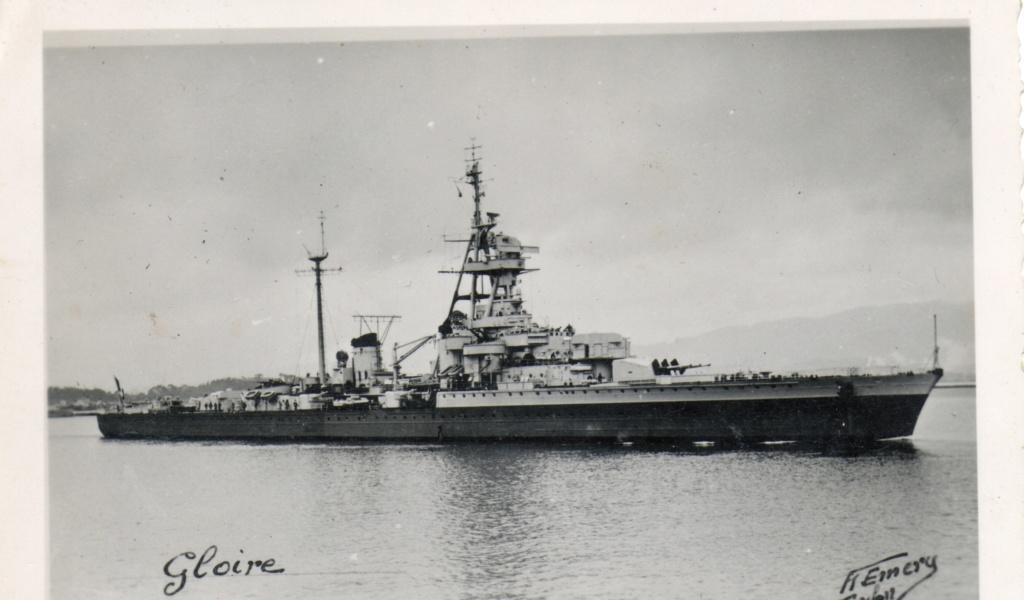 GLOIRE (Croiseur) Oran0120