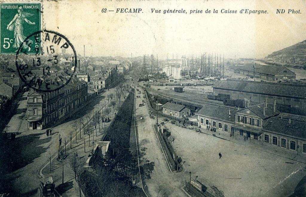Modernisation de la ligne Bréauté - Fécamp Fecamp10