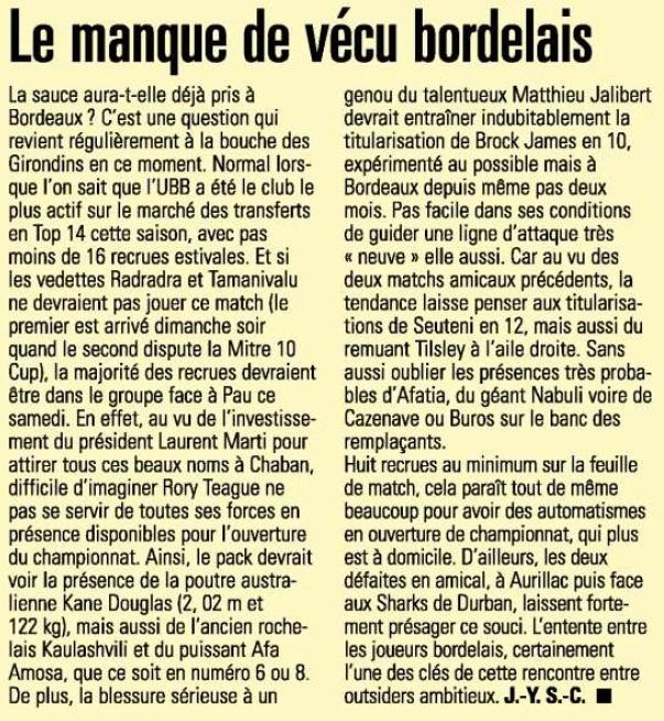 Top14 - 1ère journée : UBB / Pau - Page 2 Sans_t27