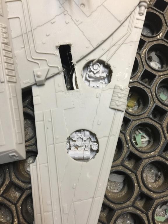 Millenium Falcon von Hasbro Umbau (Langzeitprojekt...) - Seite 2 Img_6210