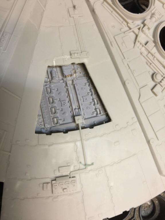 Millenium Falcon von Hasbro Umbau (Langzeitprojekt...) - Seite 2 Img_6215