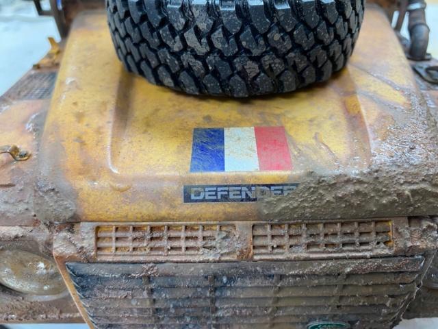 Defender D110 Camel Trophy - Page 5 6887b410