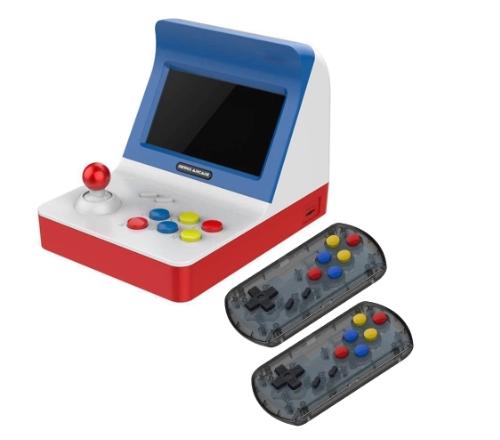 Un clone chinois Mini Neo Geo  211