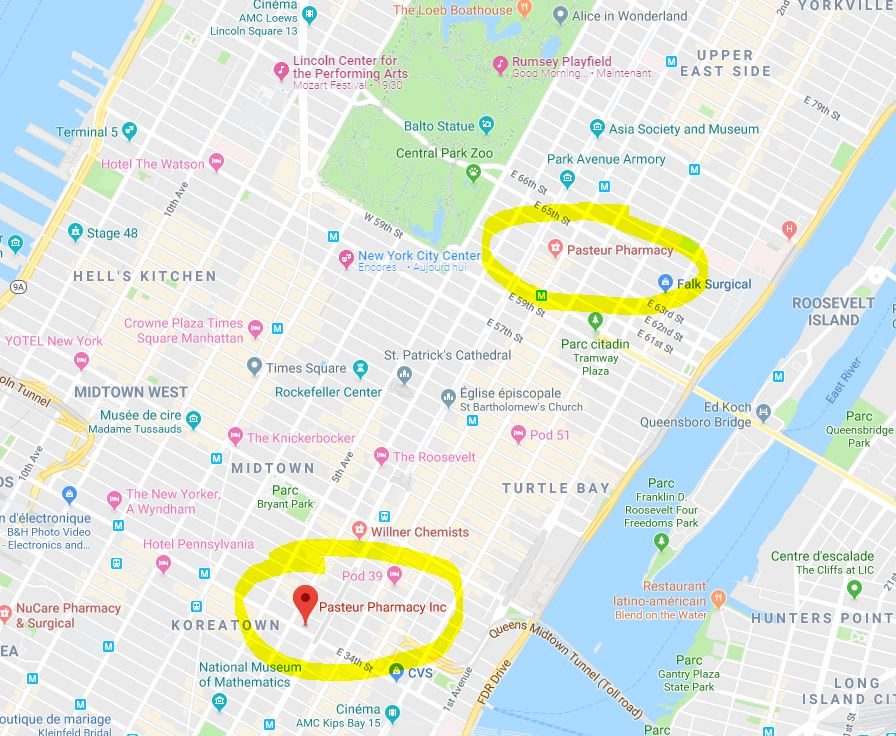 New York : quels achats sur place ? - Page 2 Plan10