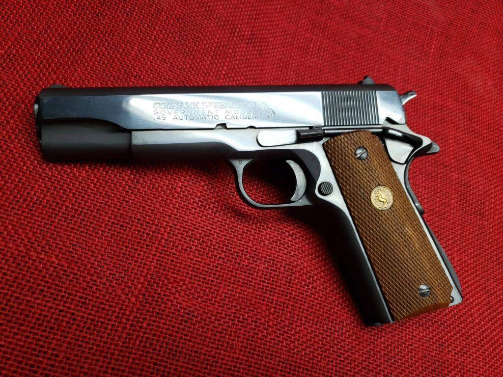 Colt MK IV Series 70 20200314