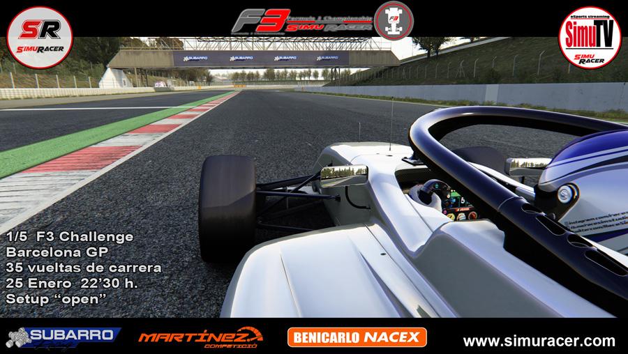 F3 CHAMPIONSHIP - 1/5 BARCELONA- 25 ENERO C1_min12