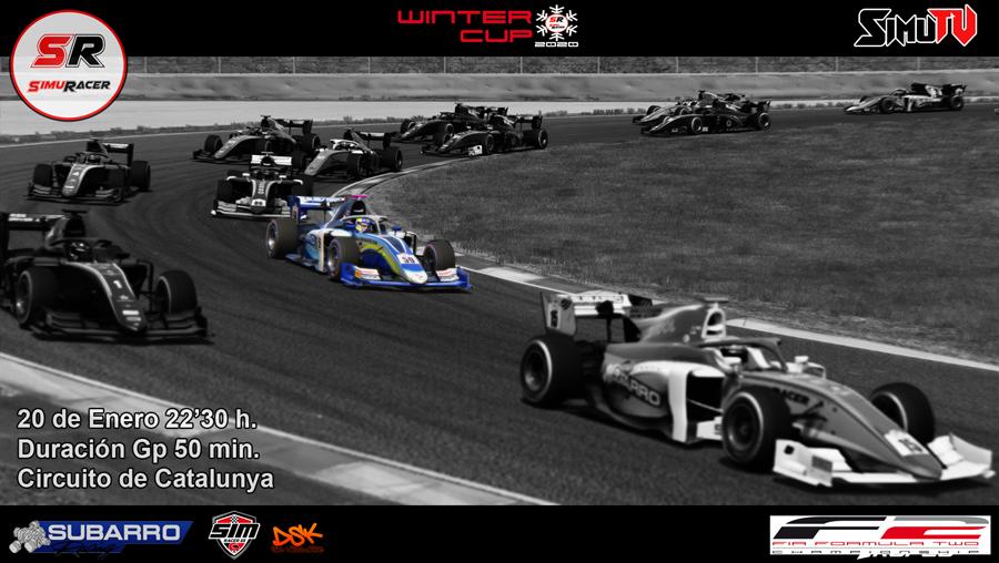 WINTER CUPS 2020 - PRIMER EVENTO - FORMULA 2 - GP CATALUNYA - 20 ENERO C1l_f210