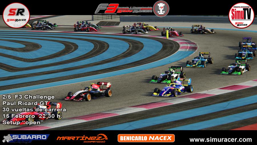 CARRERA 2 - F3 CHAMPIONSHIP C2_min13