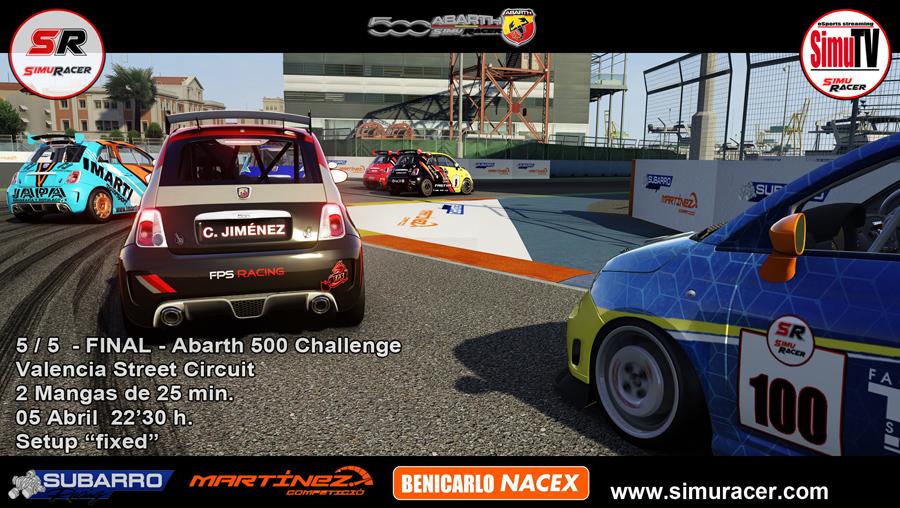 SimuRacer - Noticias C5mini10