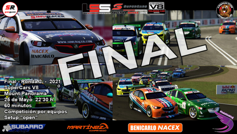 CARRERA 5 - FINAL - SUPERCARS V8 C5mini13