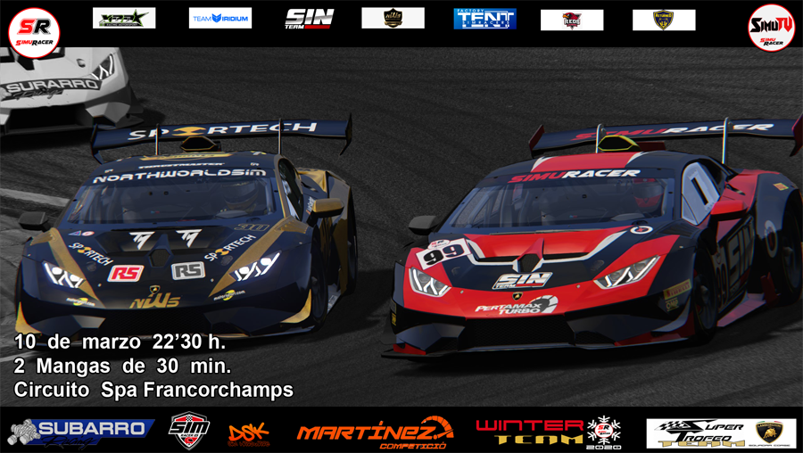 SUPER TROFEO TEAM - CARRERA 5 Carrer21