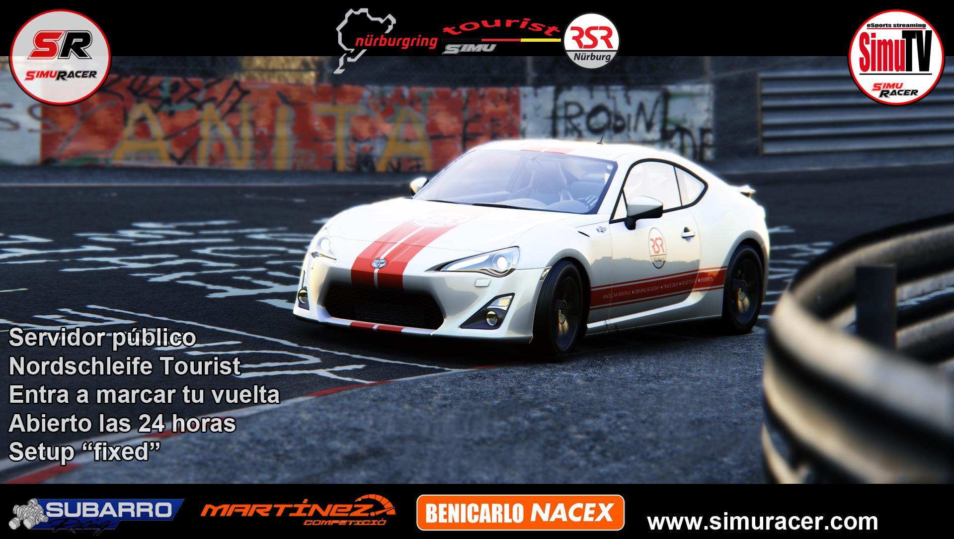 SimuRacer - Noticias Cartel30