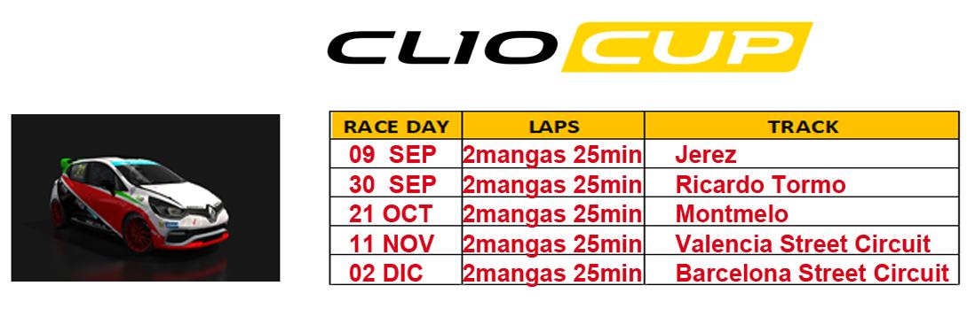 PRESENTACION AUTUMN CUPS 2019 Cliocu10