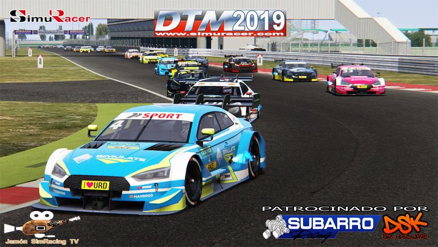 DTM 2019 - CARRERA 4 Dtm20112