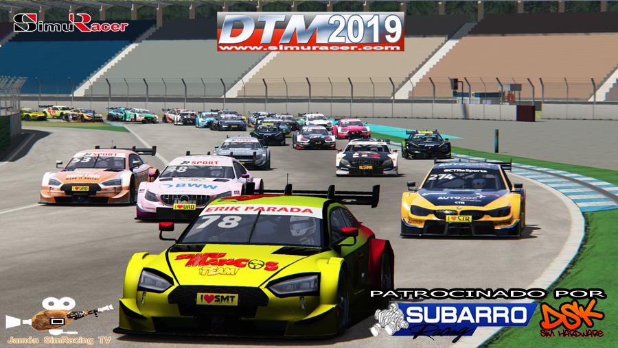 DTM 2019 - CARRERA 2 Dtm20112