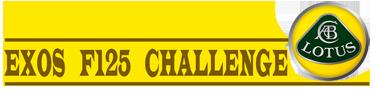 INSCRIPCIONES EXOS F125 CHALLENGE Exosf110