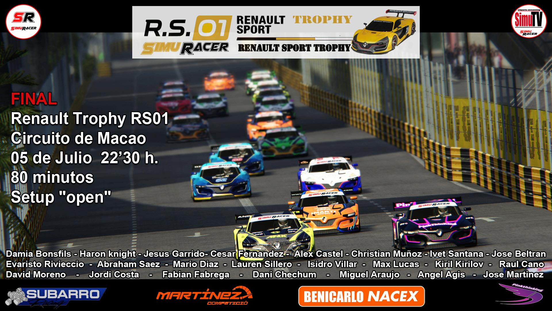 FINAL - RENAULT TROPHY RS01 Final10
