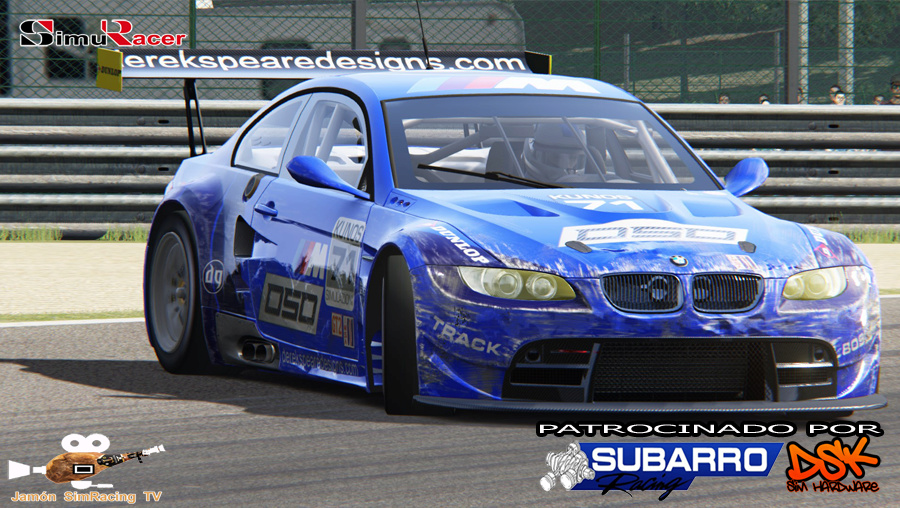 SUMMER EVENTS 2019 - CUARTO EVENTO - BMW M3 GT2 - SPA 29 JULIO Summer19