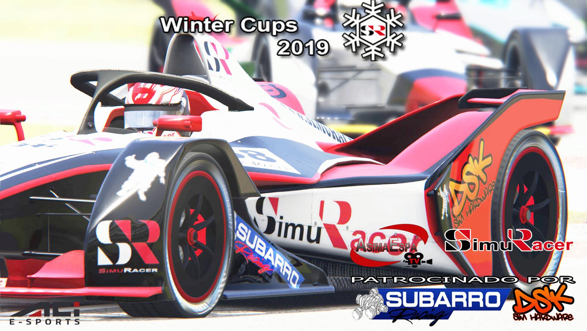 WINTERS CUPS 2019 - FORMULA e - SILVERSTONE 21 ENERO Wcupsf10