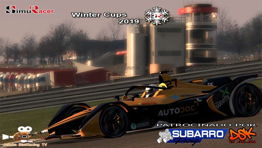 WINTERS CUPS 2019 - FORMULA e - BRANDS HATCH 1 ABRIL Wcupsf12