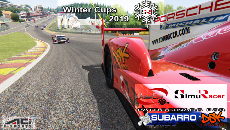 WINTERS CUPS 2019 - SIMUWEC - SPA FRANCORCHAMPS 28 ENERO Wcupss10