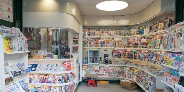Le kiosque new look suffira t-il à relancer les ventes des journaux? Kiosqu10