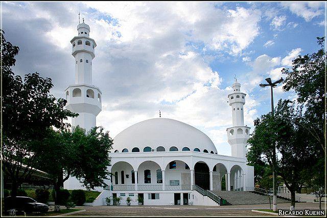 ISLAM tại Brésil Mosque10