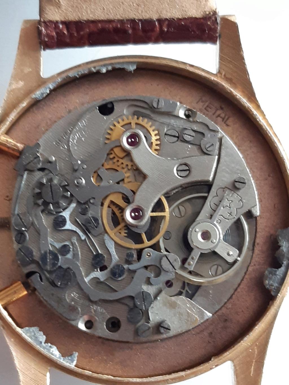 Jaeger - Les adresses d'horlogers réparateurs et restaurateurs . - Page 9 20210310