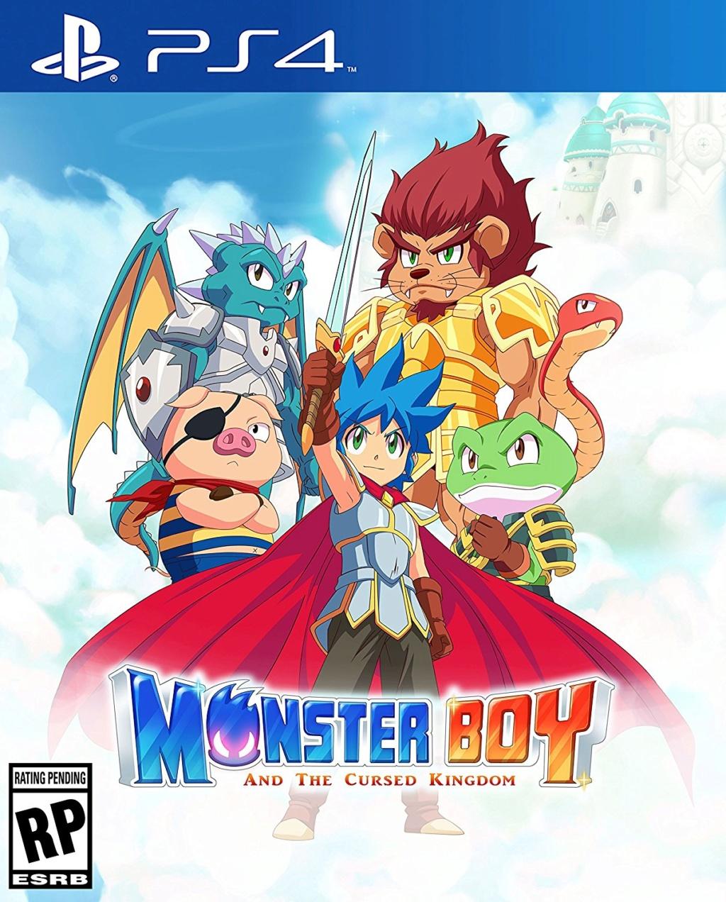 [ACH] Monster Boy ps4 15290510