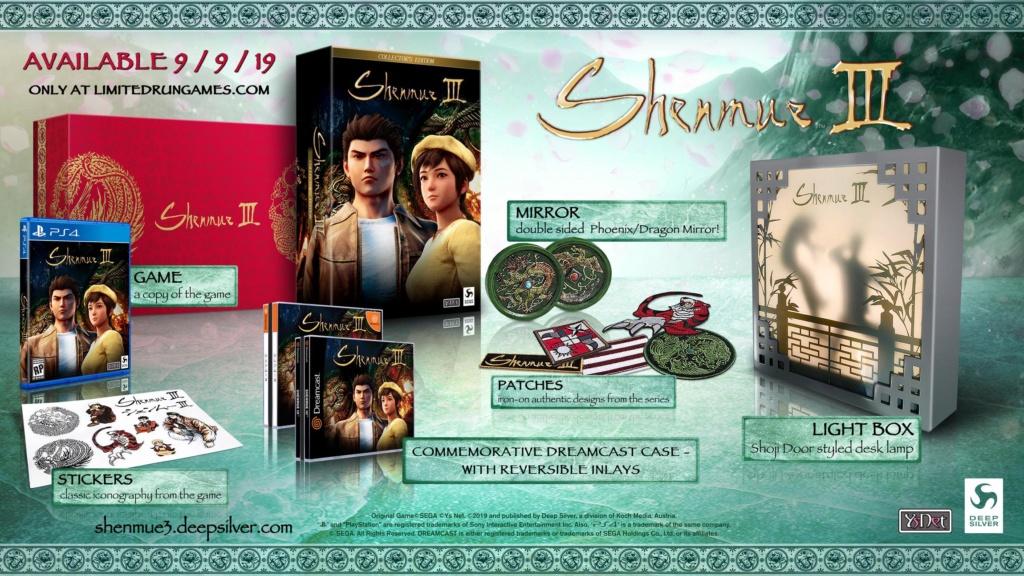 Nouveau trailer pour Shenmue III - Page 2 Shenmu11