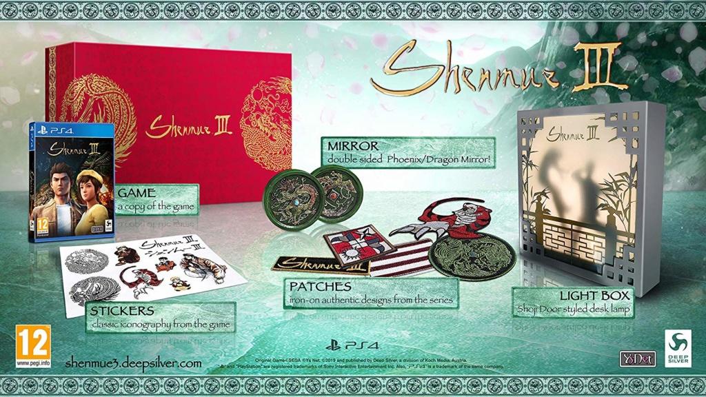 Nouveau trailer pour Shenmue III - Page 2 Shenmu12