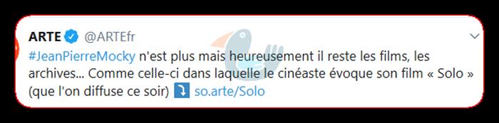 Au revoir monsieur Mocky Arte1310