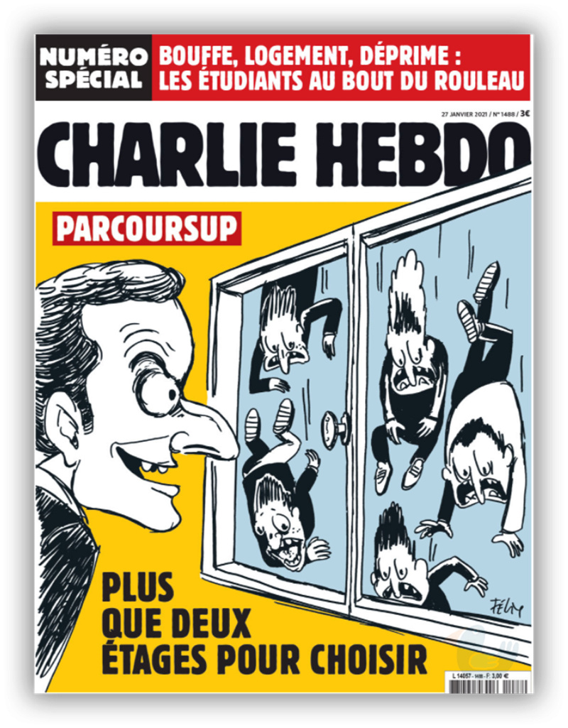 Charlie hebdo toujours excellent .. . Chalie10