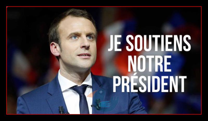 #Macron2022 Jesout10