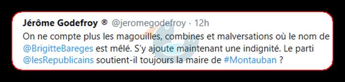 La maire de Montauban refuse d'ouvrir un centre d'accueil pour les sans-abri Jgodef12
