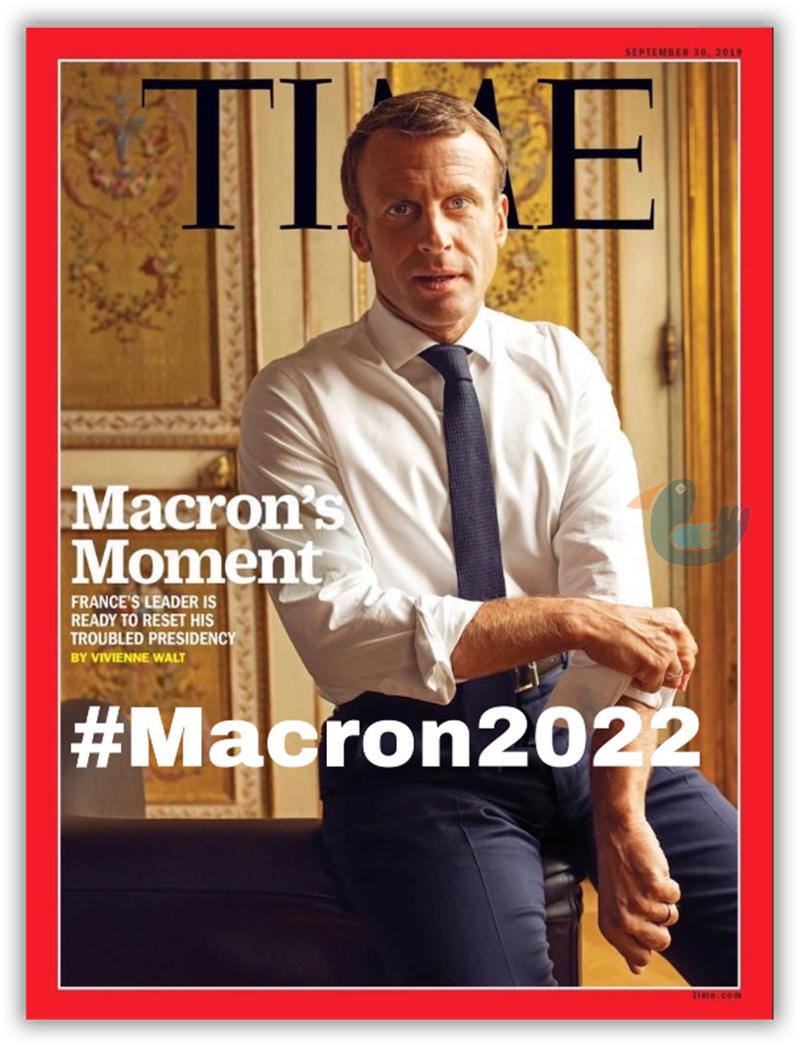 #Macron2022 Macron15