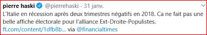 L'Insee confirme le tassement de la croissance française en 2018 Phaski10